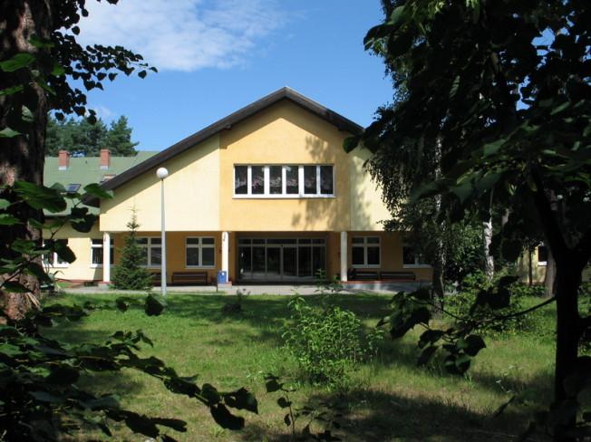 DPS Lisówki - budynek