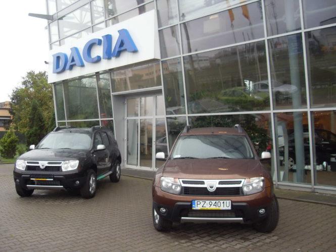 Salon Dacia Komorniki Rosiak i Syn