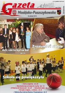 wydanie grudniowe Gazety Mosińsko-Puszczykowskiej