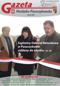 piszemy o otwarciu oddziału ratunkowego w Puszczykowie