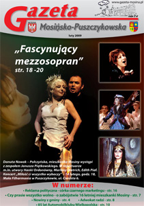 Luty z artykułem przewodnim: Fascynujący mezzosopran
