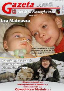 Marzec - Kajetan Jasiczak - mistrz z Puszczykowa