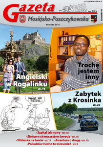 wydanie kwietniowe: na okładce zabytek z Krosinka