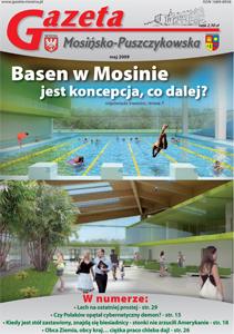 wydanie majowe: basen w mosinie - koncepcja