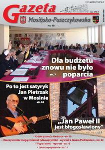 wydanie majowe - Jan Pietrzak w Mosinie