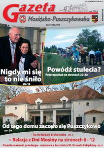 W czerwcowym numerze piszemy o pierwszym domu w Puszczykowie