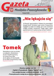 Lisopad, temat numeru: Tomek