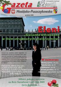 temat numeru grudniowego: Eleni