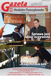 wydanie październikowe, na okładce: Bronisław Wildstein