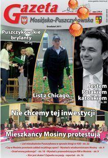 wydanie grudniowe, na okładce: Spalarnia w Mosinie; Nowy dyrygent w Mosinie