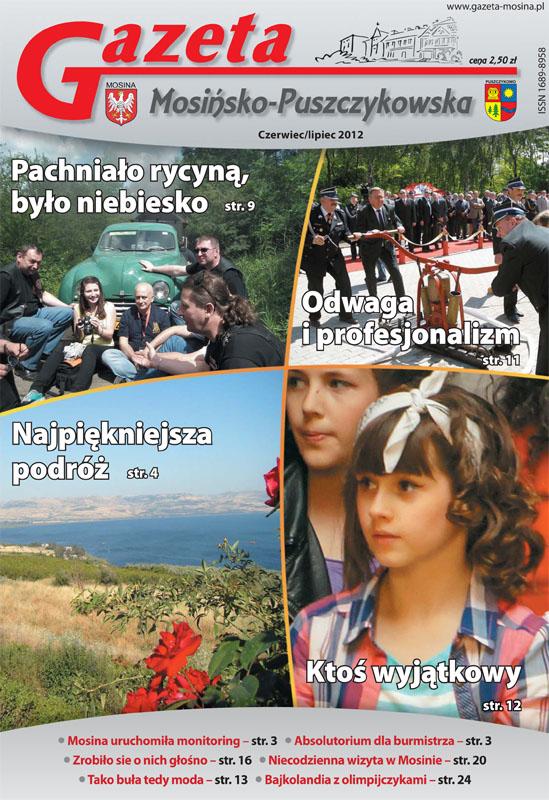 wydanie czerwcowe GMP - okładka