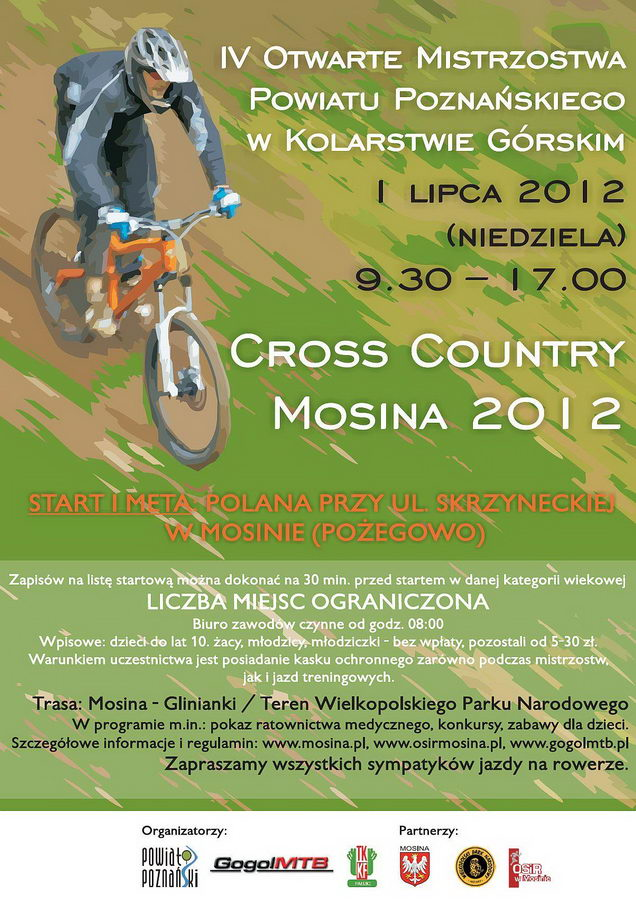 Cross Country Mosina