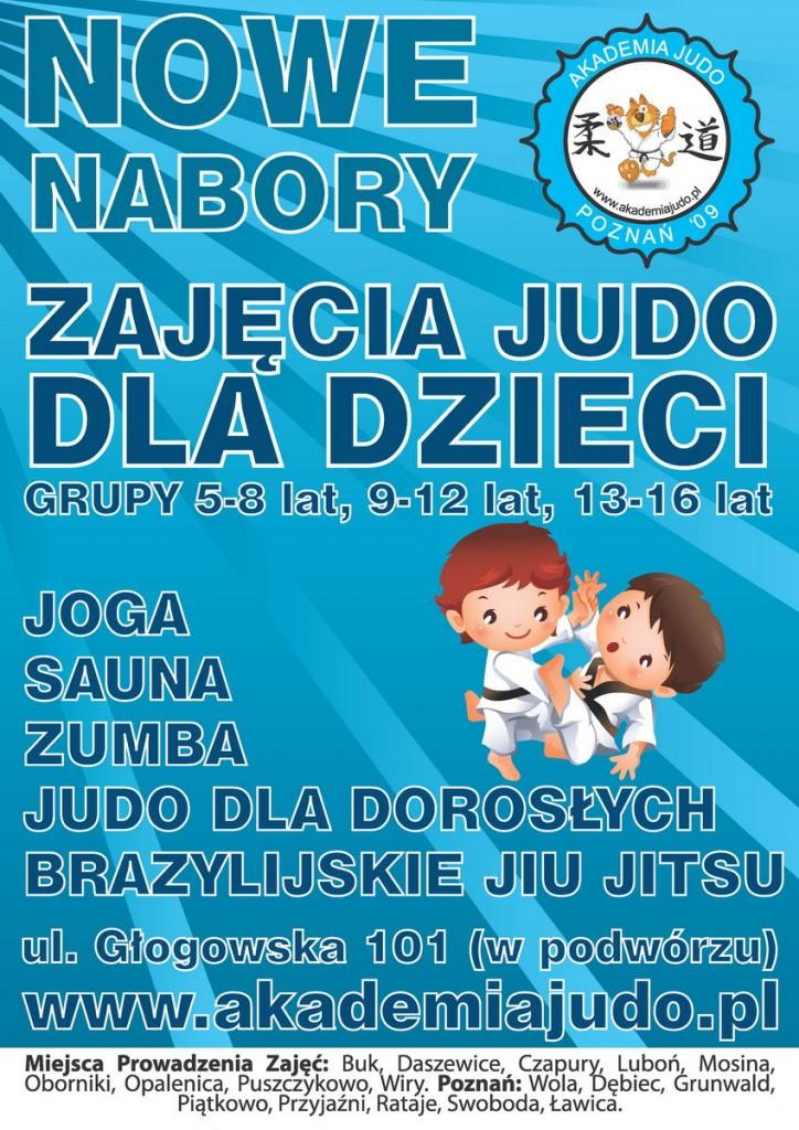 Akademia Judo Poznań Puszczykowo Mosina