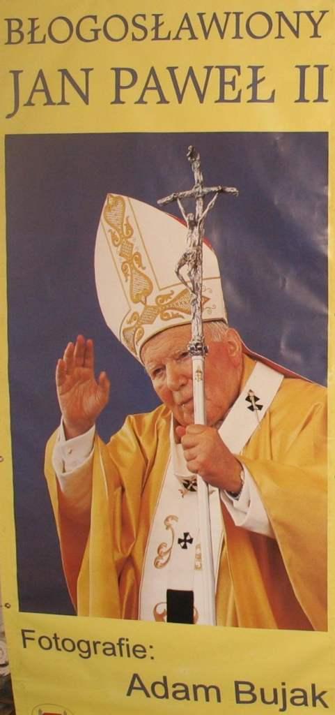 Wystawa Jan Paweł II