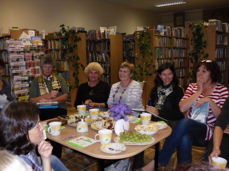 Dyskusyjny Klub Książki Mosina