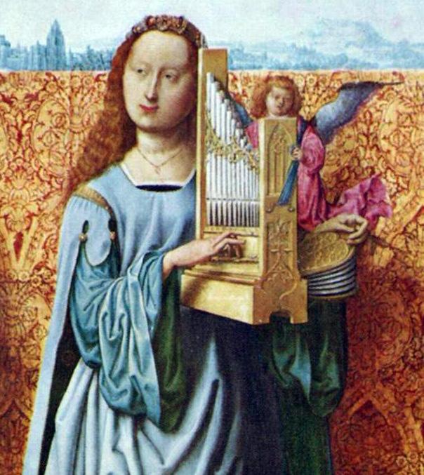 Święta Cecylia - patronka mosińskiego chóru