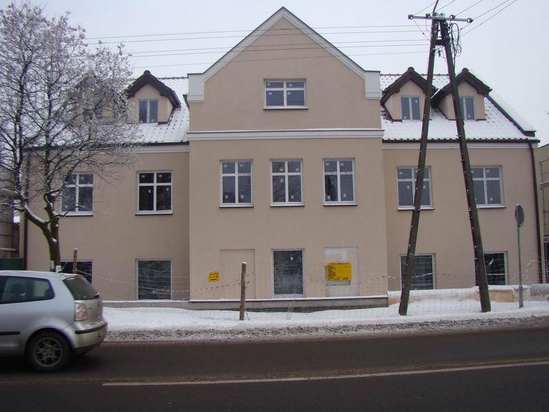 Kamienica - Nieruchomości Mosina - biuro architektoniczne i notariusz