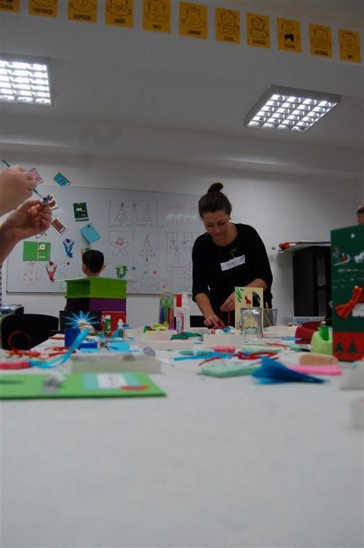 Warsztaty plastyczne w Mosinie