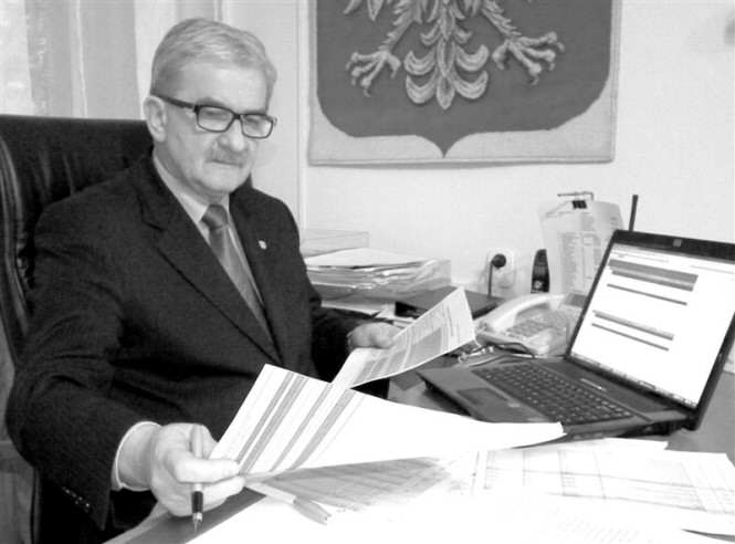 burmistrz Puszczykowa Andrzej Balcerek