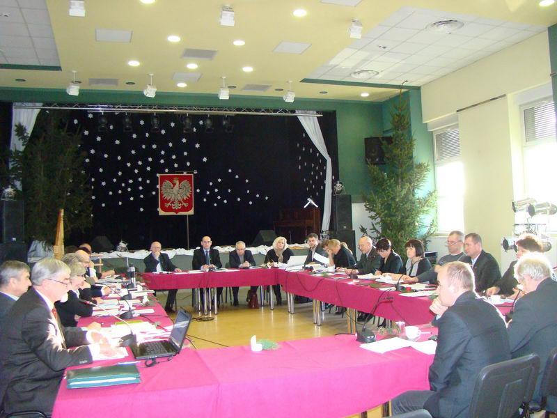 Sesja RM w sprawie budżetu Mosiny