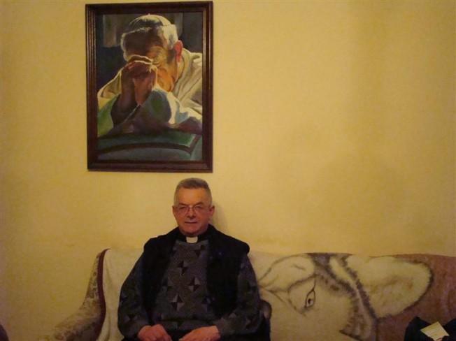 Brat Marian Markiewicz w Mosinie