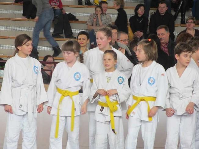 akademia judo Poznań - zawody