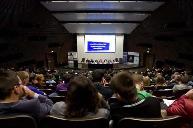 Konferencja: Budżet UE 2014-2020 dla Polski fot.Marcin Melanowicz