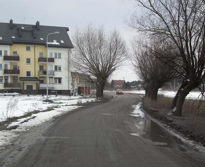 inwestycja drogowa gmina Mosina