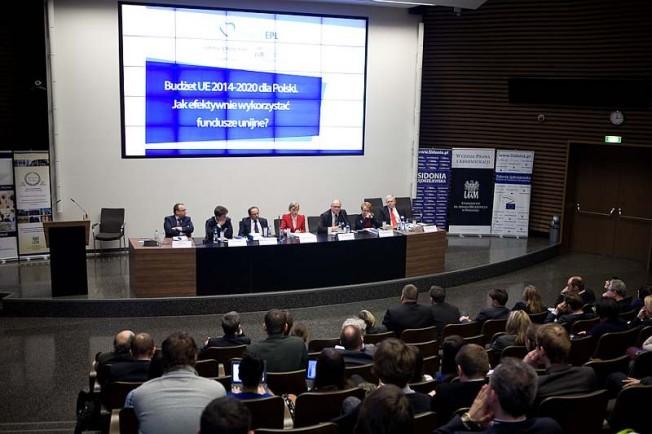 konferencja fundusze europejskie