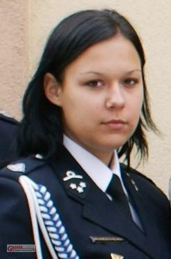 Małgorzata Piechocka OSP Mosina