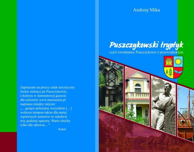 Zwiedzamy Puszczykowo - Publikacja Puszczykowski tryptyk, czyli zwiedzamy Puszczykowo z przewodnikiem