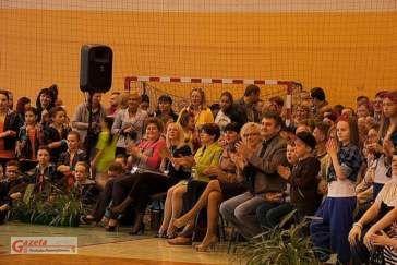 turniej tanca w Mosinie -publiczność