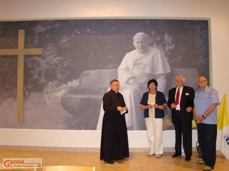 Jan Paweł II - wystawa znaczków