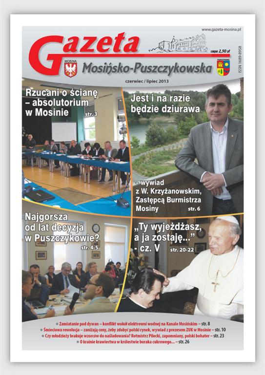 wydanie GMP - Czerwiec / Lipiec 2013