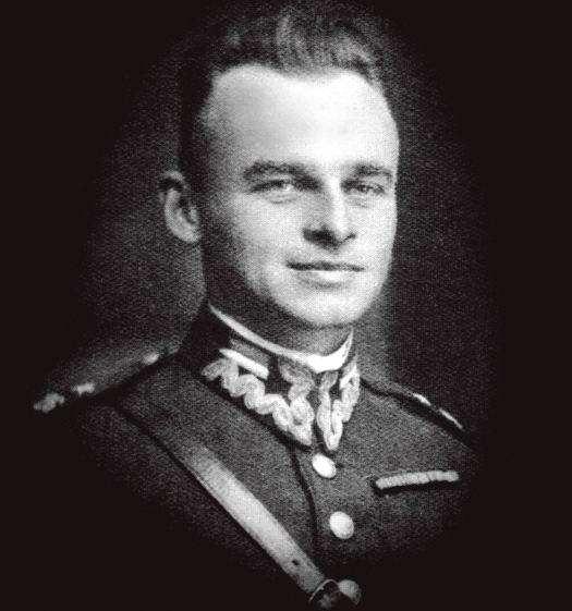 Ochotnik do Auschwitz Rotmistrz Pilecki