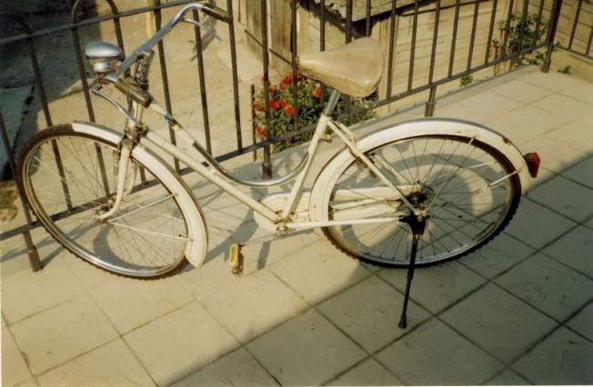 Rower - Prezent dla b. Mariana od Ojca Świętego