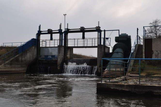 elektrownia wodna Borkowice - Bolesławiec