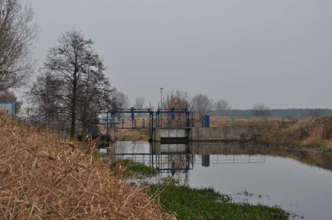 elektrownia wodna Borkowice - Bolesławiec - druga strona