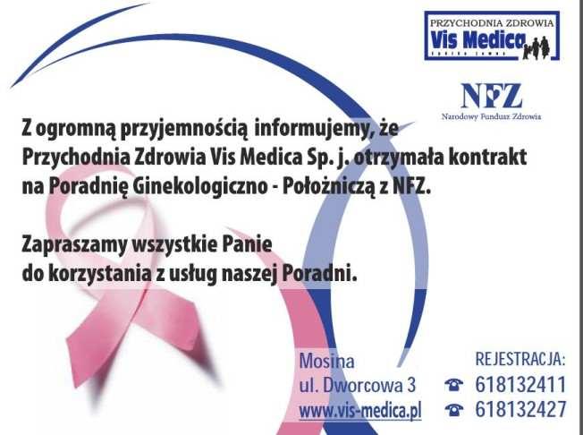 ginekologia Mosina - poradnia