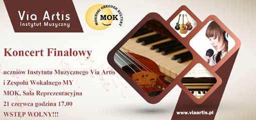 koncert Via Artis w Mok