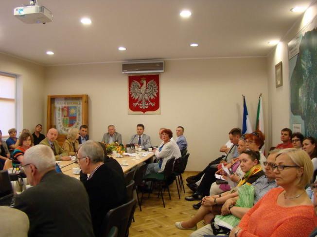Puszczykowo - burzliwa sesja rady miejskiej
