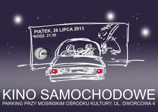 kino samochodowe 2013