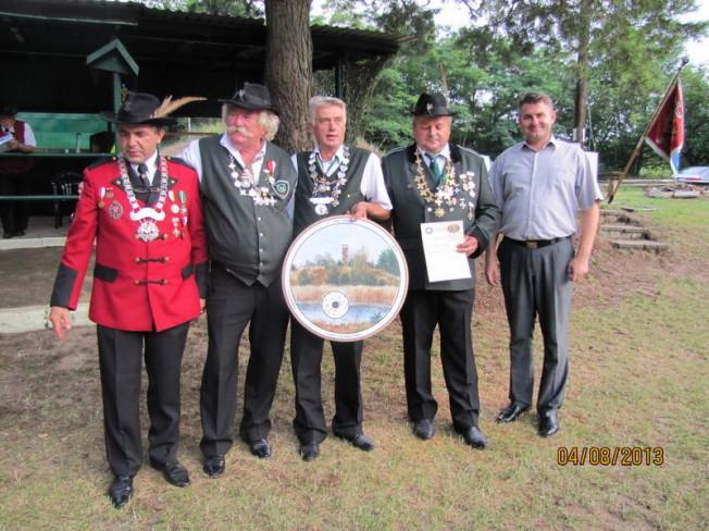Bractwo Kurkowe - członkowie