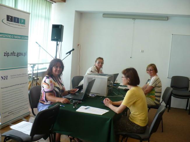 ZIP Zintegrowany Informator Pacjenta biuro w Puszczykowie
