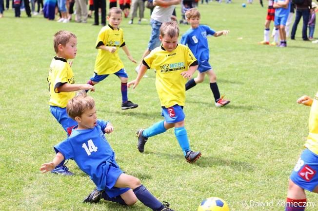 Młodzieżowy Turniej Piłki Nożnej FWMT Cup Mosina 2013