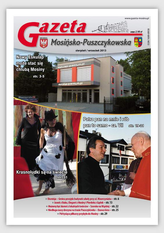 najnowsze wydanie GMP - informacje lokalne