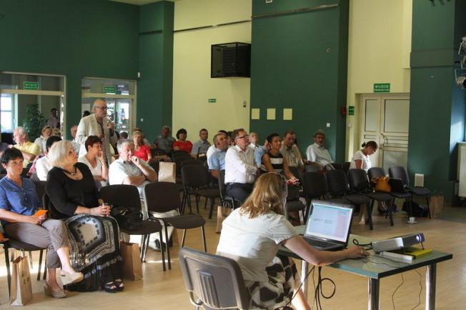 Walne Zebranie członków Lokalnej Grupy Działania Lider Zielonej Wielkopolski