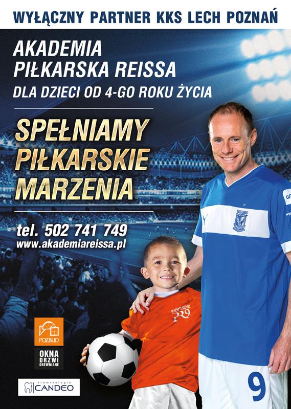 Plakat - Akademia Reissa - nabory