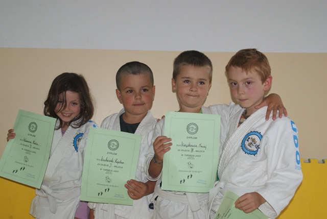 akademia judo dzieci