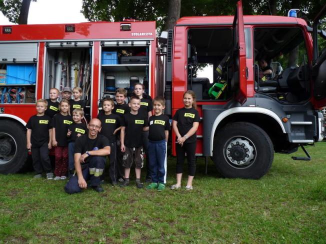 Ochotnicza Straż Pożarna w Mosinie Dziecięca Drużyna